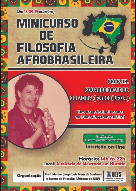 MinicursoFiloAfricana